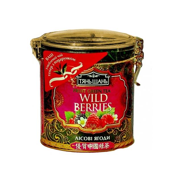 Чай тянь-шань тропічні фрукти ж/б 70г х36,4820082702700,кофе/чай/заменители,чай (пакетики/весовой)